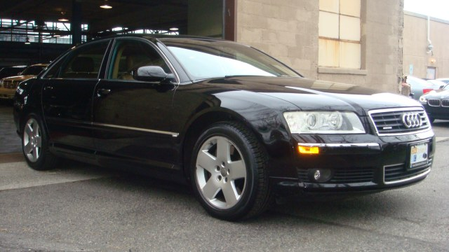 2005 Audi A8 L 4dr Sdn 42L quattro LWB Auto clean carfax beautiful 2005 Audi A8L fully loaded n