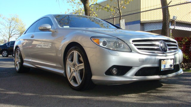 2008 MERCEDES CL550 2dr Cpe 55L V8 Clean carfax 2008 CL 550 AMG coupe Fully loaded sun roof ba