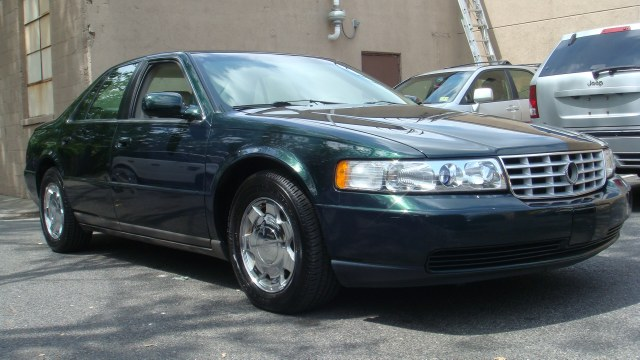 2000 Cadillac Seville 4dr Luxury Sdn SLS 2000 Cadillac Seville Clean carfax heated leather seats