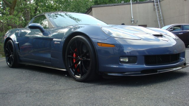 2012 Chevrolet Corvette 2dr Cpe Z06 w2LZ Certified pre-owned vehicle One of a kind show car fla
