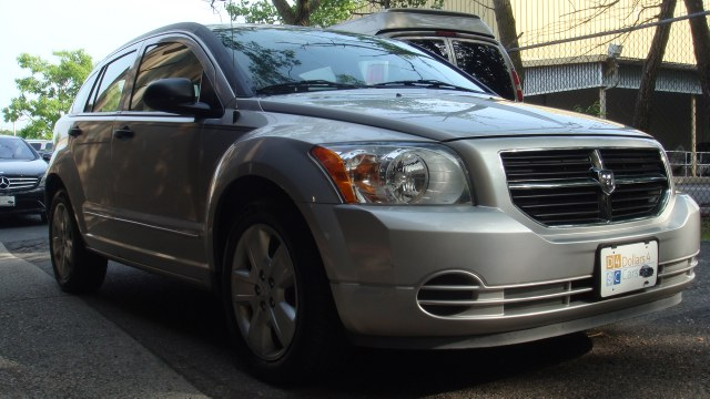2007 Dodge Caliber 4dr HB SXT FWD 4 Cylinder EngineACAdjustable Steering WheelAMFM StereoAuxi