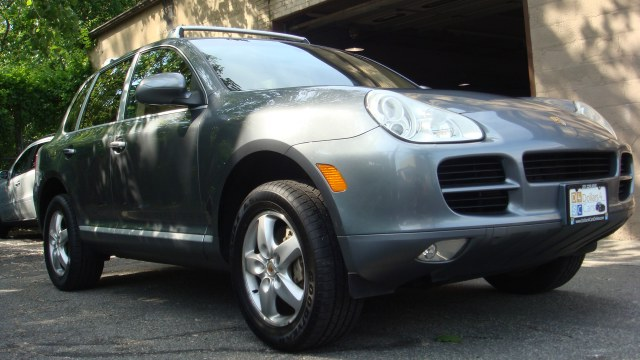 2006 Porsche Cayenne s One owner clean carfax 2006 Porsche Cayenne S heated leather seats sun r