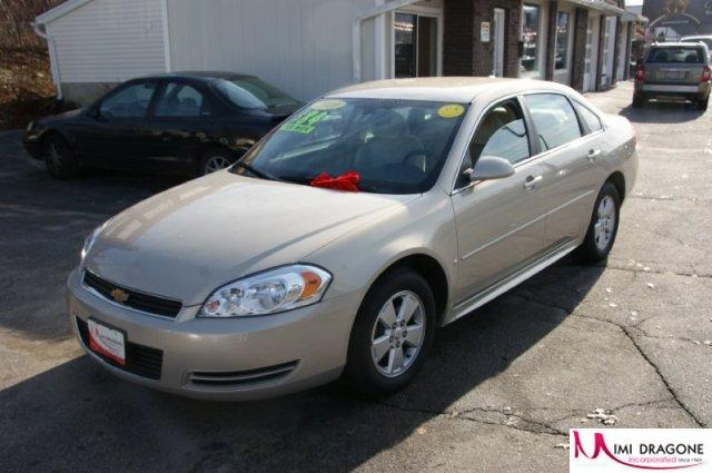 2009 Chevrolet Impala LT Master Photo