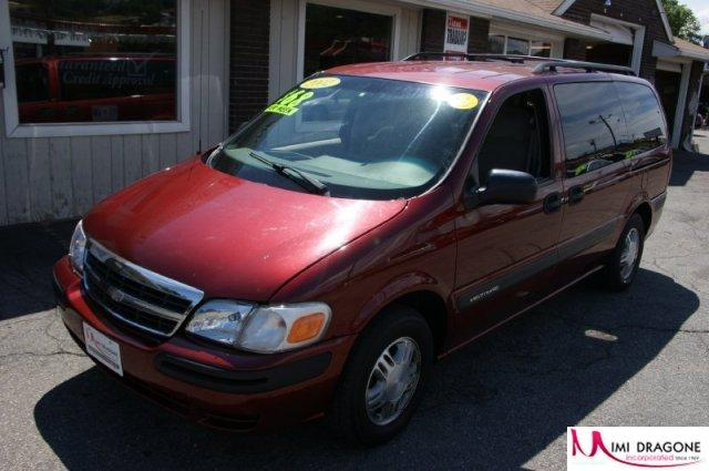 2002 Chevrolet Venture LS Master Photo