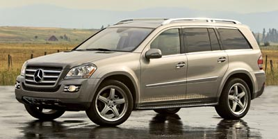 2008 MERCEDES GL-Class 4MATIC 4dr 46L ABS4-Wheel Disc Brakes7-Speed AT8 Cylinder EngineACA