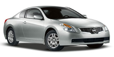 2009 Nissan Altima 2dr Cpe I4 CVT 25 S We have assembled the most advanced network of lenders to e