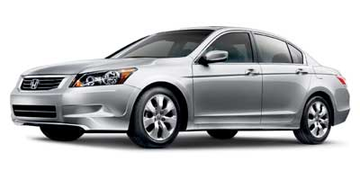 2010 Honda Accord Sdn Navigation 4 Cylinder EngineABS4-Wheel Disc Brakes5-Speed ATACATAdju