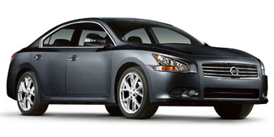 2011 Nissan Maxima 4dr Sdn V6 CVT 35 SV wSport ABS4-Wheel Disc BrakesACATAdjustable Steeri