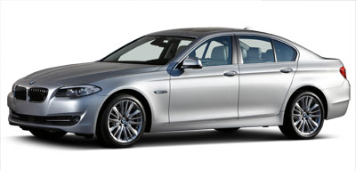 2011 BMW 5 Series 4dr Sdn 550i xDrive AWD ABS4-Wheel Disc Brakes8 Cylinder Engine8-Speed ATA