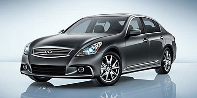 2011 Infiniti G37 Sedan 4dr x AWD ABS4-Wheel Disc Brakes7-Speed ATACATAdjustable Steering W