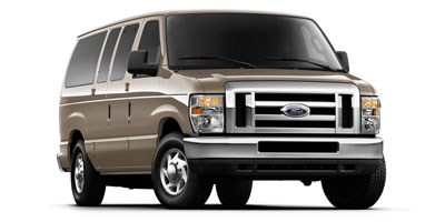2011 Ford Econoline Wagon E-350 Super Duty XLT ABS4-Wheel Disc Brakes8 Cylinder EngineATAdjus