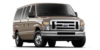 2012 Ford Econoline Wagon E-350 Super Duty XLT ABS4-Wheel Disc Brakes8 Cylinder EngineATAdjus