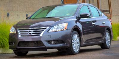 2013 Nissan Sentra 4dr Sdn I4 CVT SV 4 Cylinder EngineABSACATAdjustable Steering WheelSecuri