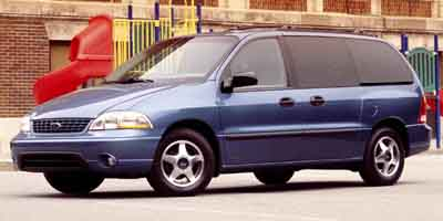 2002 Ford Windstar Photo