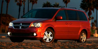 2014 Dodge Grand Caravan 4dr Wgn SXT ABS4-Wheel Disc Brakes6-Speed ATACAT3rd Row SeatAdju