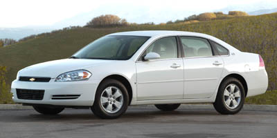2007 Chevrolet Impala LS Master Photo