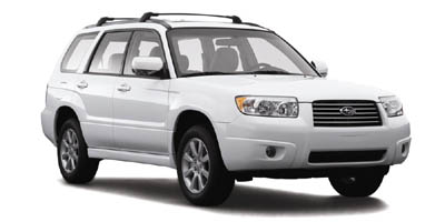 2007 Subaru Forester 2.5 X Premium Package Danbury, CT