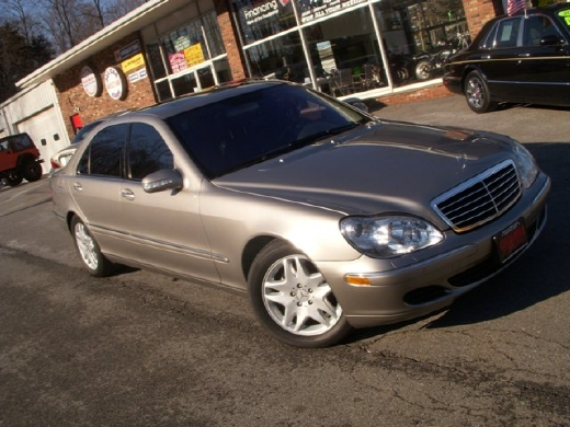 Image 1 of 2003 Mercedes-Benz S-Class…