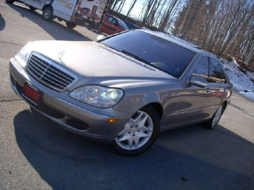 Image 2 of 2003 Mercedes-Benz S-Class…