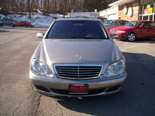 Image 3 of 2003 Mercedes-Benz S-Class…