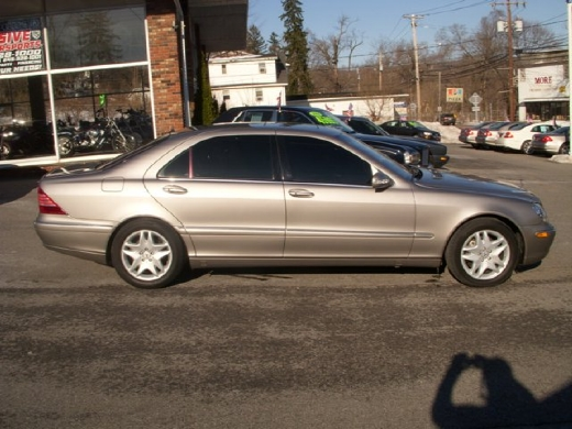 Image 4 of 2003 Mercedes-Benz S-Class…