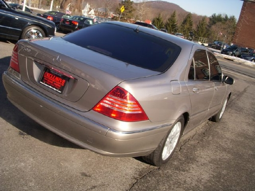 Image 5 of 2003 Mercedes-Benz S-Class…