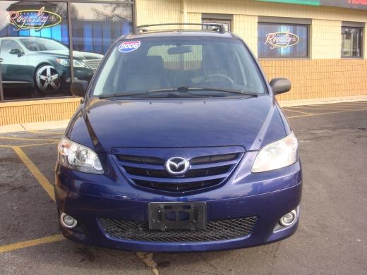2006 Mazda MPV Mini-van, Passenger