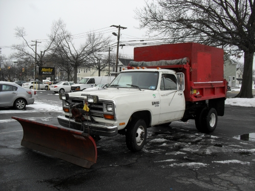 "1986 Dodge 4X4 w/western plow RAM 350 SPECIAL 16"" RIMS DUMP TRUCK"
