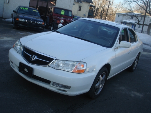 Acura Tl 2003 White. 2003 Acura TL 3.2 New Haven,