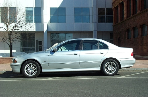 Image 1 of 2001 BMW 5 Series 4…