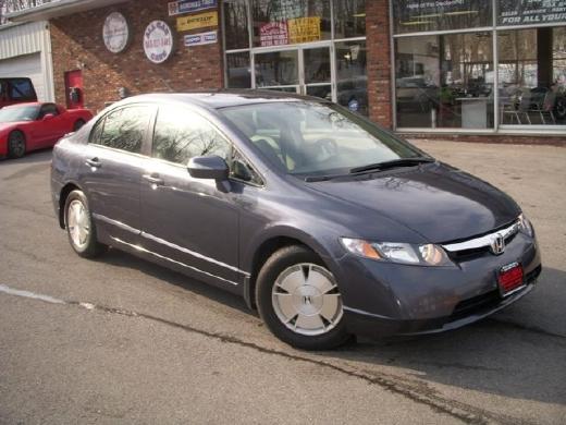 Image 1 of 2007 Honda Civic Hybrid…