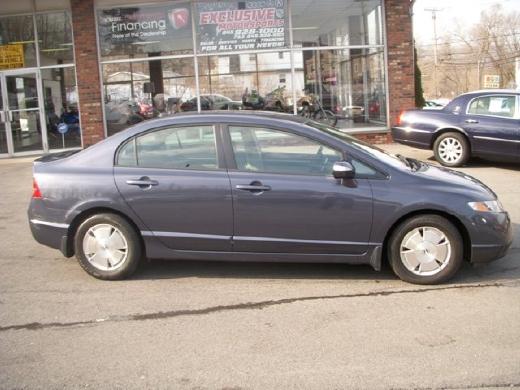Image 5 of 2007 Honda Civic Hybrid…