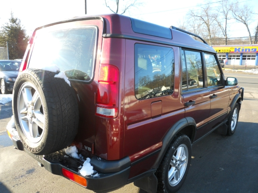 Land Rover Discovery 2002. Used Land Rover Discovery 2002