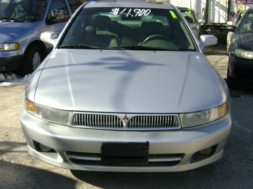 Image 3 of 2001 Mitsubishi Galant…