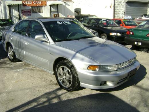 Image 4 of 2001 Mitsubishi Galant…