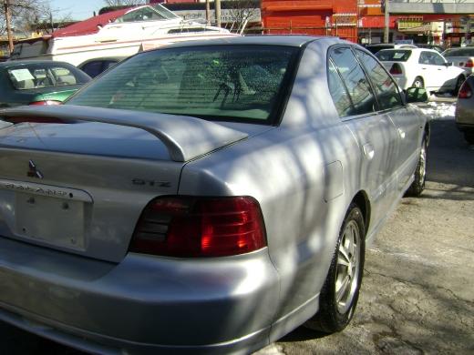 Image 5 of 2001 Mitsubishi Galant…