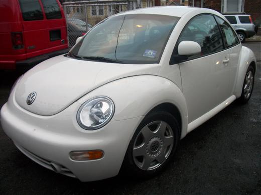 1998 Volkswagen New Beetle 2 Door Coupe