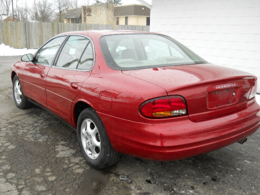 Used 1998 Oldsmobile Intrigue GL Greenville, OH For Sale ...