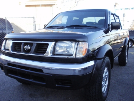 Picture of a 2000 Nissan Frontier