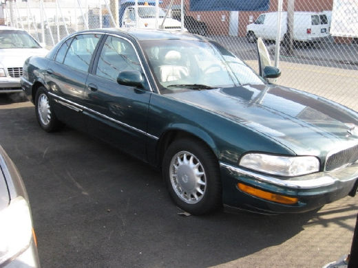 1998 Buick Park Avenue 4 Door Sedan