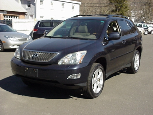 Lexus Rx330 Interior. Used Lexus RX 330 2004 for