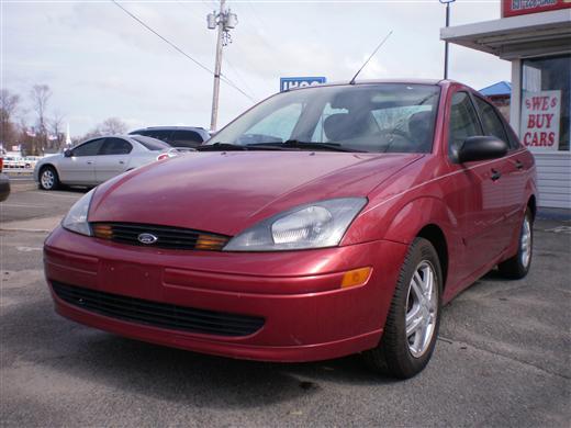 Image 1 of 2003 Ford Focus 4 Door…