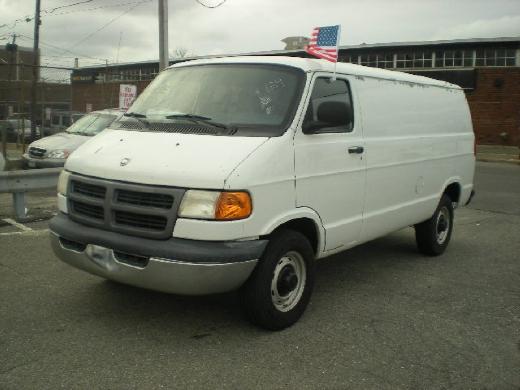 2000 dodge 129 ram van work cargo van. Black Bedroom Furniture Sets. Home Design Ideas