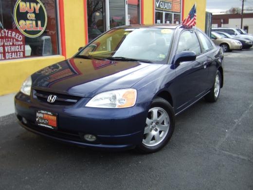 Image 2 of 2003 Honda Civic EX…