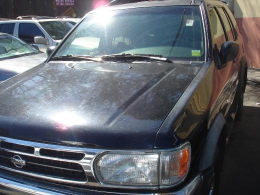 Nissan Pathfinder 2011 Interior. 1999 Nissan Pathfinder SE