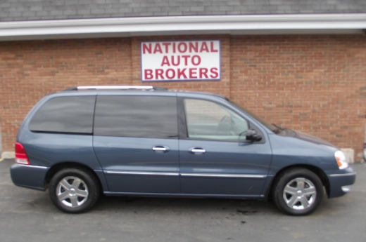 2006 Ford Freestar. 2006 Ford Freestar Limited