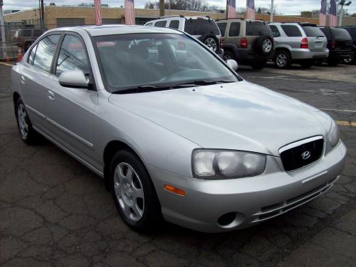 2003 Hyundai Elantra 4 Door Sedan Stratford Ct 06615 Cheap Used Cars For Sale By Owner