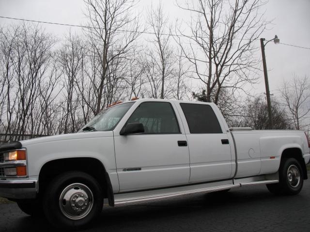 2000 Chevrolet C/K 3500 Crew Cab Crew Cab Pickup