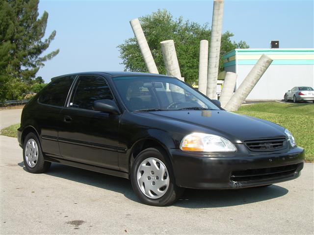 1996 honda civic 2 door coupe cheap used cars for sale. Black Bedroom Furniture Sets. Home Design Ideas