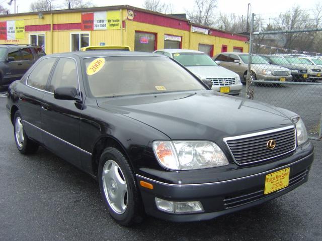 Lexus Ls400 Interior. 2000 Lexus LS 400 Base